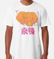 Elephant Duck Kanji Long T-Shirt