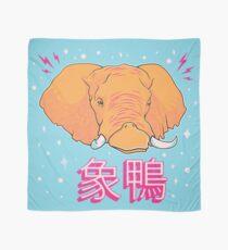 Elephant Duck Kanji Scarf