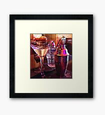 Martini Superstar Masterpiece Framed Print