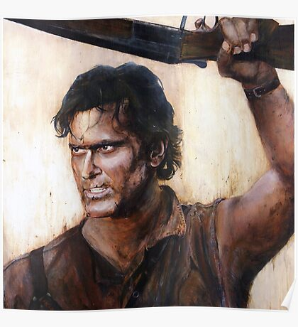 Army of Darkness Painting & Mixed Media: Posters   Redbubble