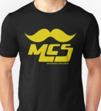 Mustache Cash Stash Unisex T-Shirt
