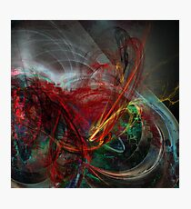 Abstra X3 Photographic Print