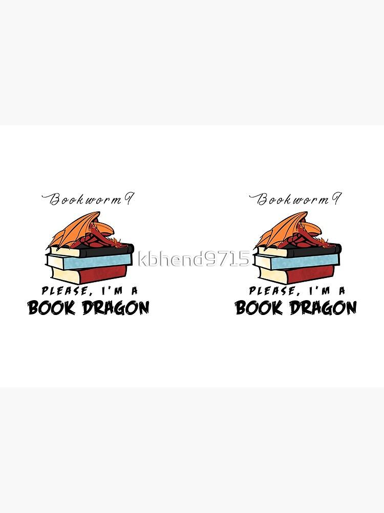 ¿Ratón de biblioteca? Por favor, soy un dragón de libros. de kbhend9715