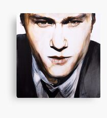 Heath Ledger: Forever Young Canvas Print