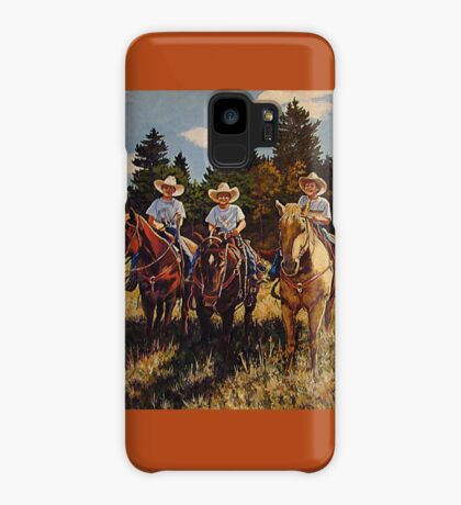 Aramis, Pathos and Athos~ The Grandsons Case/Skin for Samsung Galaxy