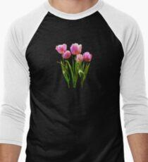 Pink Pastel Tulips T-Shirt