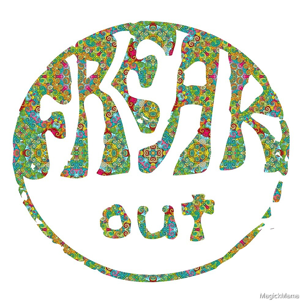 Freak Out ~ Multicolored by MagickMama