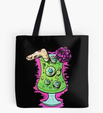 Zombie Cocktail  Tote Bag