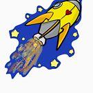 Rocket to your Heart by elledeegee