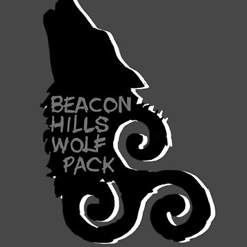 BEACON HILLS WOLF PACK by WhyHelloEmily