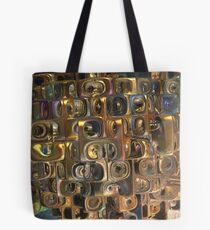 Organic Space Station Tote Bag