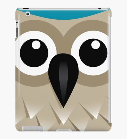 Wise Old Owl iPad Case/Skin
