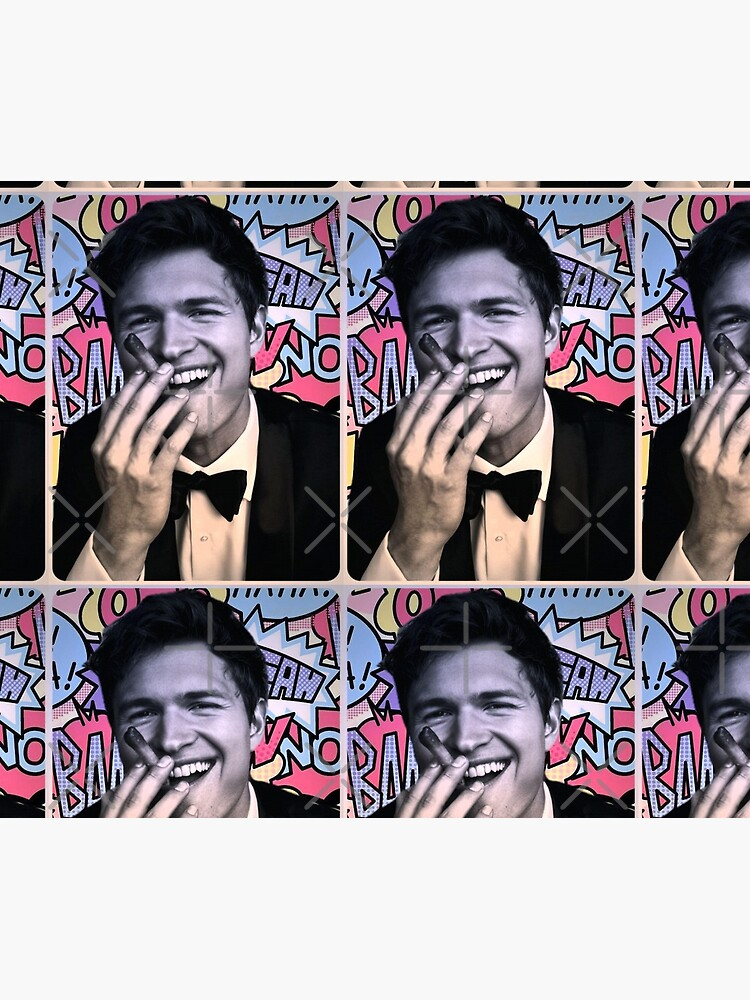 Ansel Elgort by LaurenceS06
