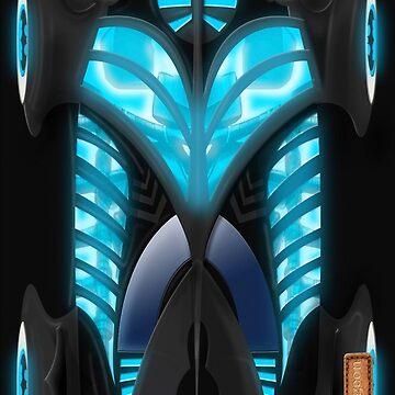 1997 Batmobile by acepigeon