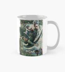 NIGHTINGALE THE ROBBER FELL FROM THE TREE from The Russian Story Book Classic Mug