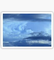 Tidal Wave ~ of clouds Sticker