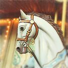 carousel horse 1 by SylviaCook