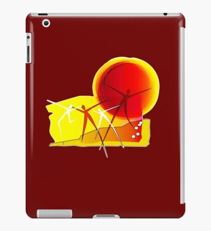 Sun Dance! iPad Case/Skin