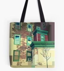 A House Is Not A Home Tote Bag