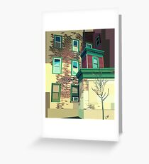 A House Is Not A Home Greeting Card