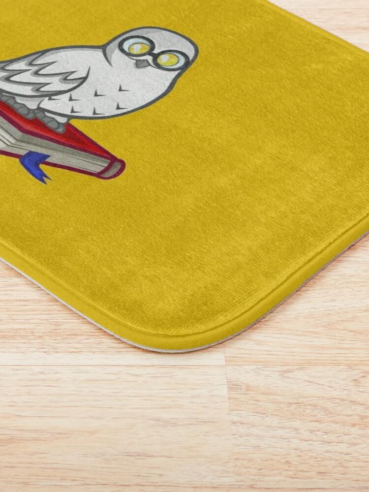 Alternate view of Owl Bath Mat