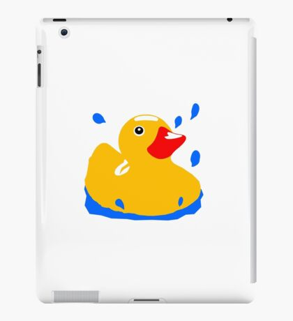Duck! iPad Case/Skin