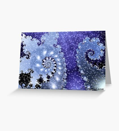 Winter Overture Greeting Card