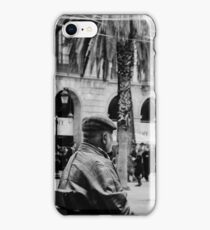 Barcelona, Plaza Real  iPhone Case/Skin