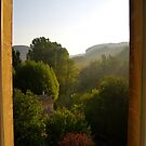 A Window on Provence by Clayhaus