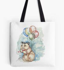 Hamster Hoze Tote Bag