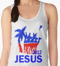 Jesus for President 2012 Women's Tank Top
