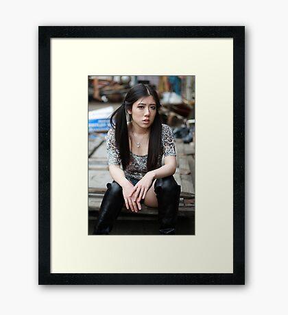 Mari #2 Framed Print
