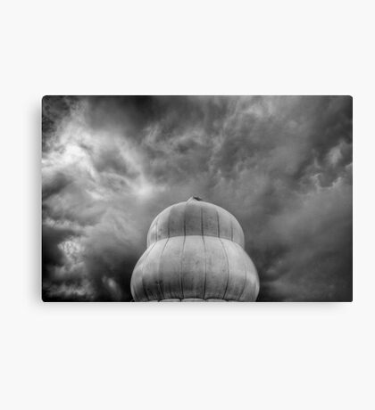 Cloudy With A Chance Of Ice Cream Metal Print