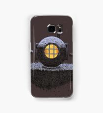 Floating Diver Home Sweet Home Samsung Galaxy Case/Skin