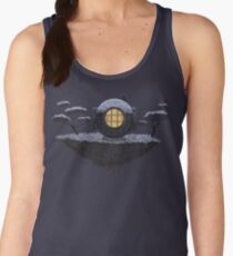 Floating Diver Home Sweet Home Women's Tank Top