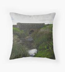 Stope Bridge Throw Pillow