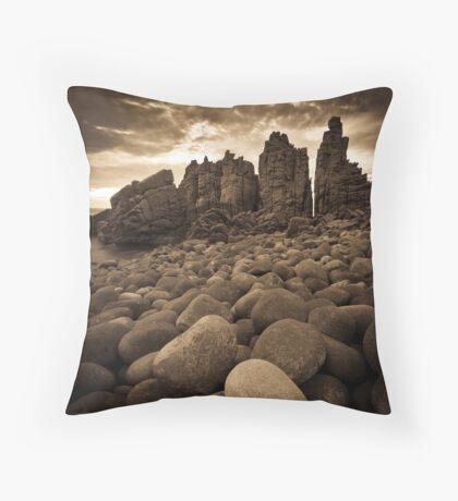 ... in a gazillion years time Throw Pillow