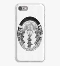 mottenkönig iPhone Case/Skin