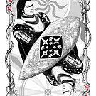 King of Diamonds by Karolina Wegrzyn