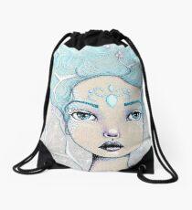 Ice Queen Drawstring Bag