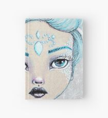 Ice Queen Hardcover Journal