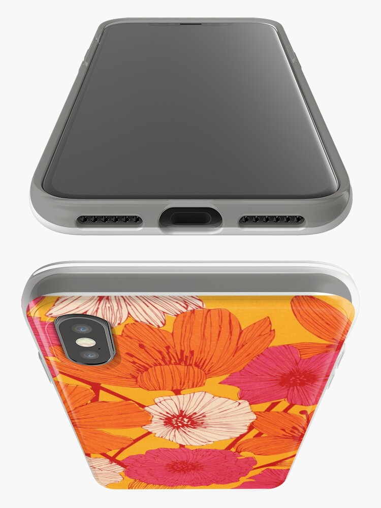 Alternative Ansicht von Sommerblumen iPhone-Hülle & Cover