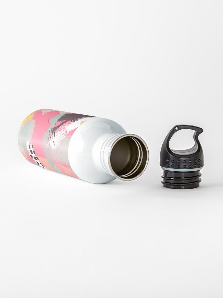 Alternate view of Modern Art Water Bottle