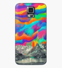 Skyfall, Melting Northern Lights Case/Skin for Samsung Galaxy