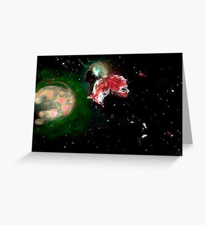 Birth of a Nebula Greeting Card