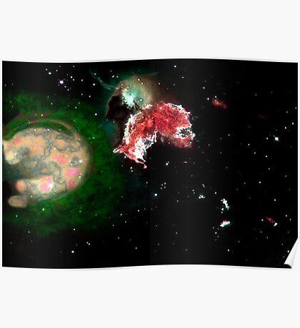 Birth of a Nebula Poster