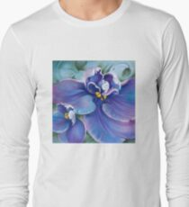 """The Violet"" Long Sleeve T-Shirt"