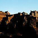 Edinburgh Castle - Edinburgh by UniSoul
