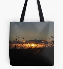 Meadow Sunset, Hertfordshire ~ July 2010 Tote Bag