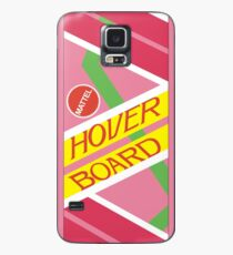 Back to the Future Hover Board Case/Skin for Samsung Galaxy